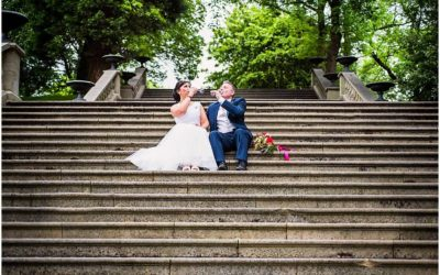 Kay and Paul's wedding photography at Smokies Park Hotel Ashton under lyne